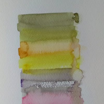 #3, 2019, watercolor, 21 x 15 cm